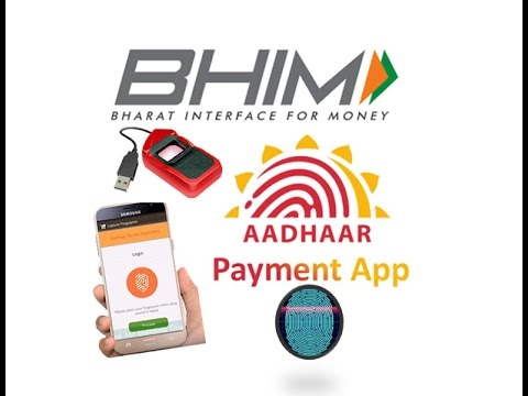 Intro to Aadhar pay system