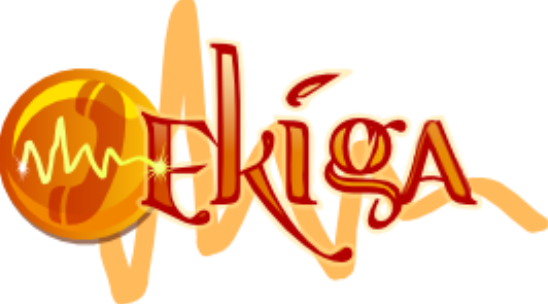 Ekiga is an example of a VoIP desktop software that can connect to any SIP-compliant VoIP server.